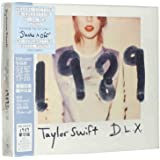 【正版现货】霉霉 泰勒斯威夫特2014专辑 Taylor Swift 1989豪华版(CD+歌词本+13张拍立得照片+5明信片)
