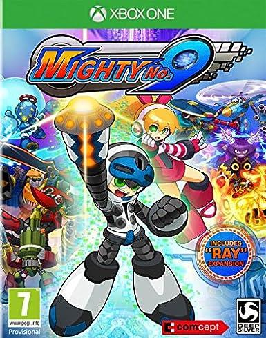 Mighty No. 9: Amazon.es: Videojuegos