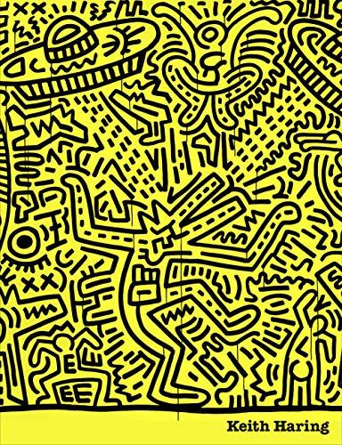 Keith Haring por Darren Pih