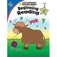 Carson-Dellosa 104342 Beginning Reading, Grade K