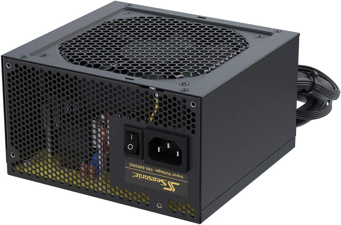 Seasonic Alimentation partielle pour ordinateur CORE-GM-500 80PLUS Gold 500 Watt