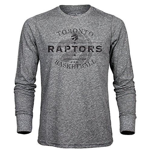 Majestic Athletic NBA Men's Premium Triblend Long sleeve Tee – DiZiSports Store
