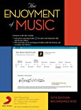 The Enjoyment of Music, 12th Edition