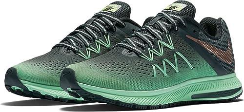 Nike Zm Winflo 5 Run Shield, Zapatillas de Running para Mujer
