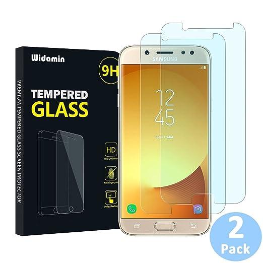 16 opinioni per [Widamin] Galaxy J5 2017 Screen Protector, vetro temperato protezione dello