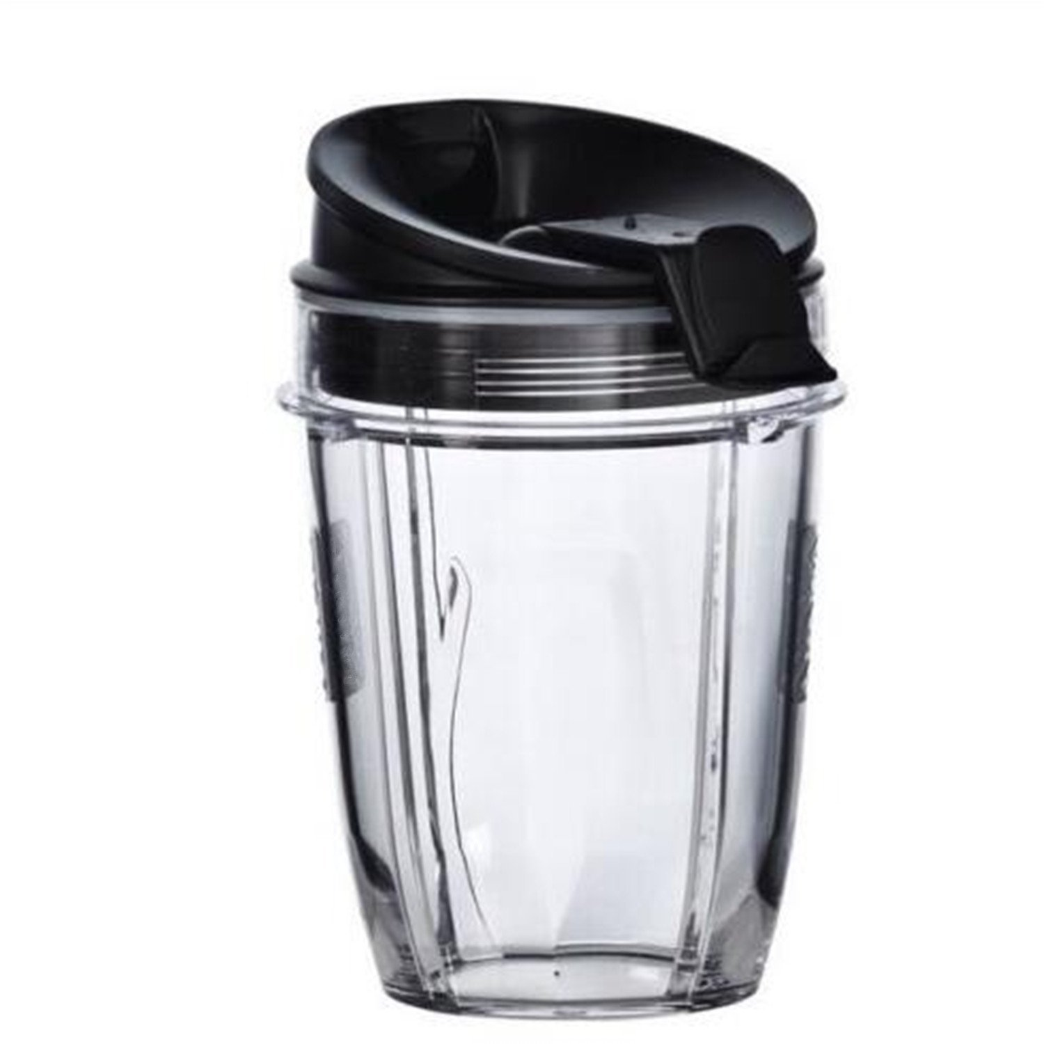 Sduck Replacement Parts for Nutri Ninja Blender, Cup with Sip and Seal Lid for 900W/1000W Auto IQ/Duo, 18 oz.