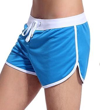 Pour Short Surenow Respirant Course Gym Homme Mini Maison Shorts Jogging Sport De VUpMzS