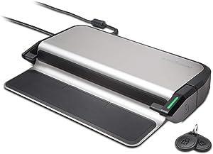 Kensington LD4650P Dual Video USB-C Docking Station with K-Fob Smart Lock - Windows (K38400NA)