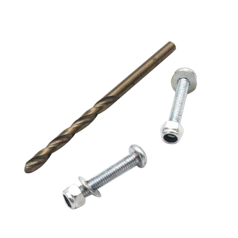 TAKPART Windscreen Wiper Arm Repair Bearing Fix Kit 80010797 7701061770 Compatible Grand Scenic II