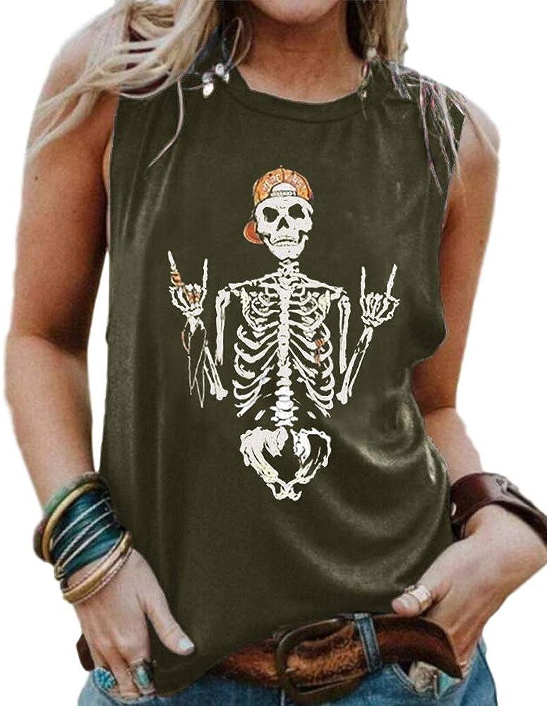 Skull Skeleton Art Drawing Cool Funny Retro Men Women Top Unisex T Shirt 616