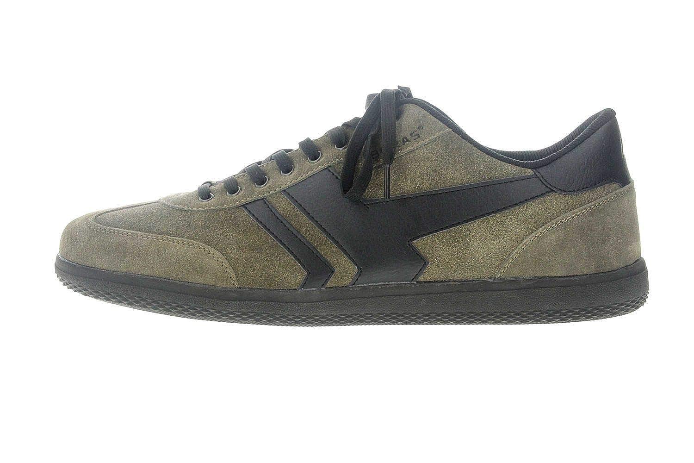 Boras - Socca - Herren 3541-1527 Sneaker 3541-1527 Herren - Grün- Schuhe in Übergrößen 9ebe3d