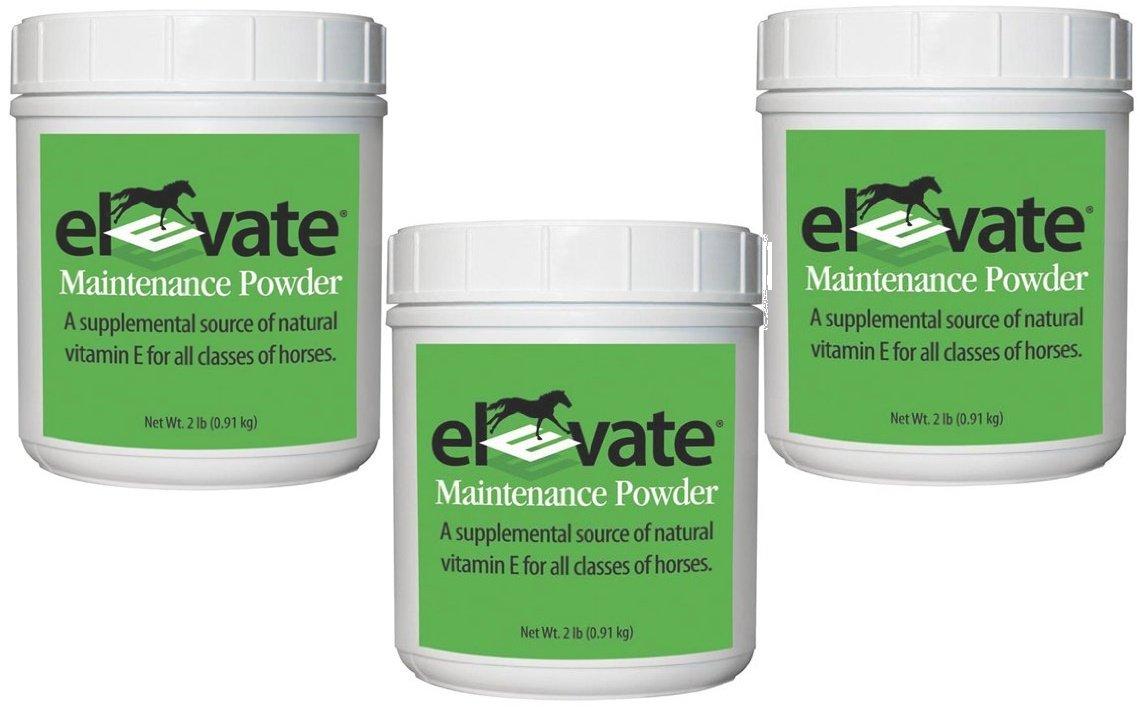 (3 Pack) Elevate Natural Vitamin E - 2 Lb Each