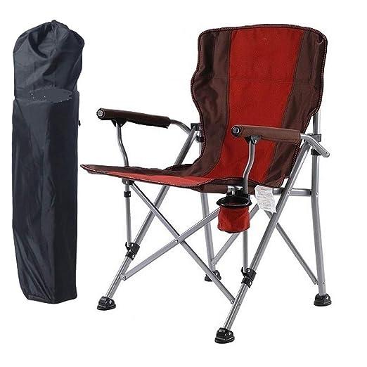 Silla Silla Camping al Aire Libre Plegable de Playa Mesa Silla Y ...