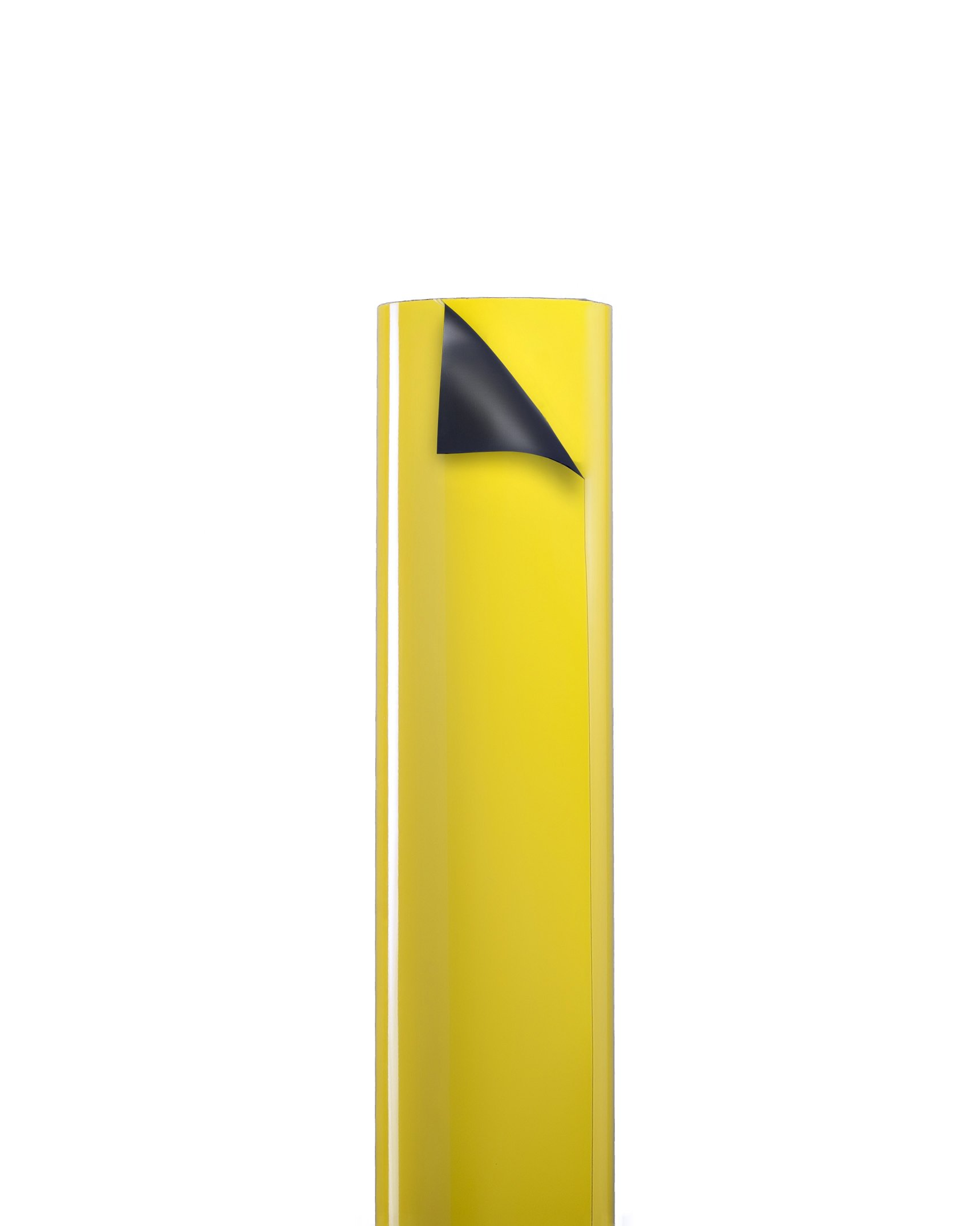 Yellow - Dry Erase Magnet 24'' x 10' Roll
