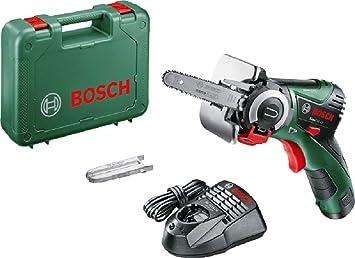 Bosch EasyCut 12 - Sierra a batería con tecnología NanoBlade (12V ...