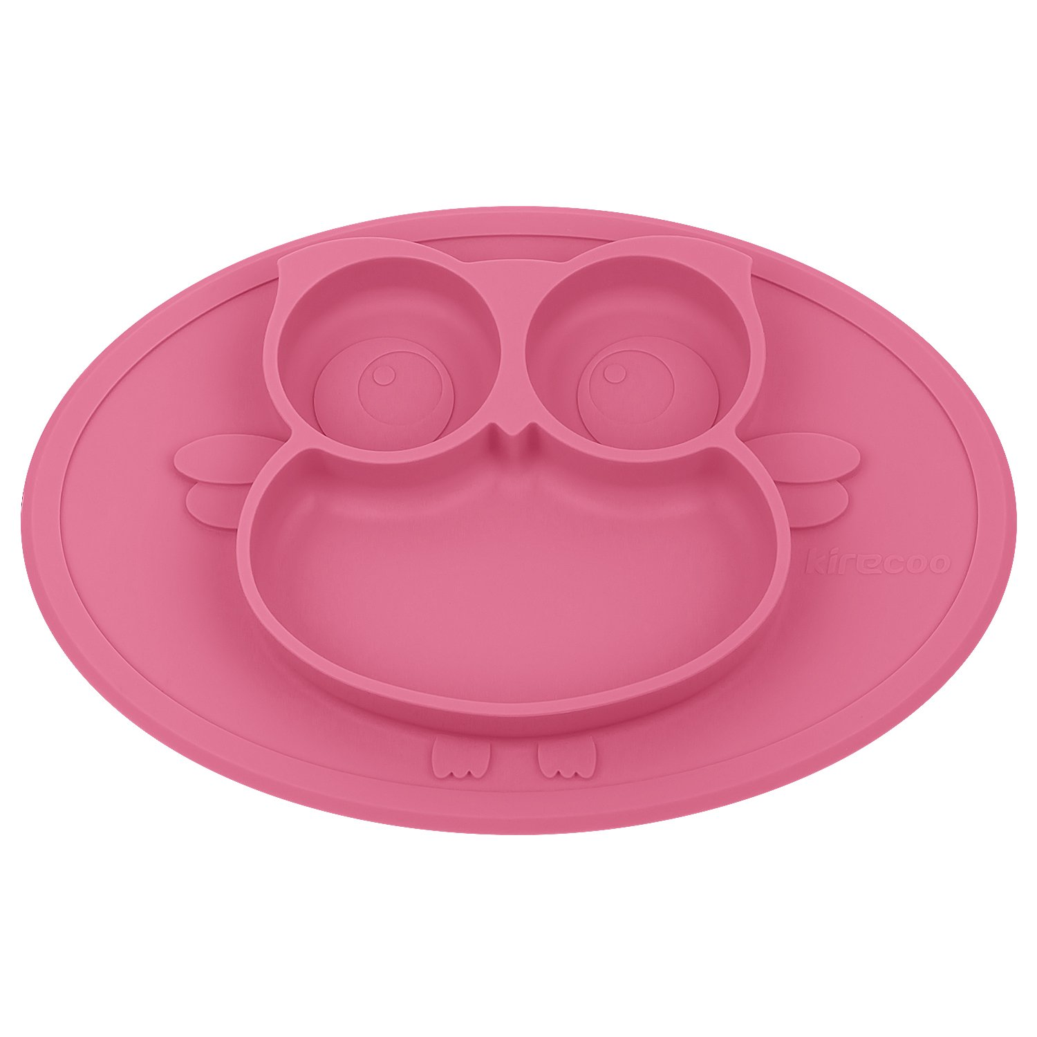 Amazon Mini Mat Holoko Silicone Placemat for Highchair Tray