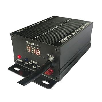 DS- Controlador solar MPPT Refuerzo Solar Cargador de Carga ...