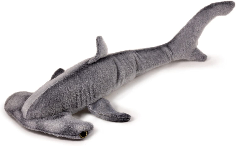 "Collectible Wildlife Gifts Hammerhead Shark Stuffed Animal 15"" Long - F4315 B411"