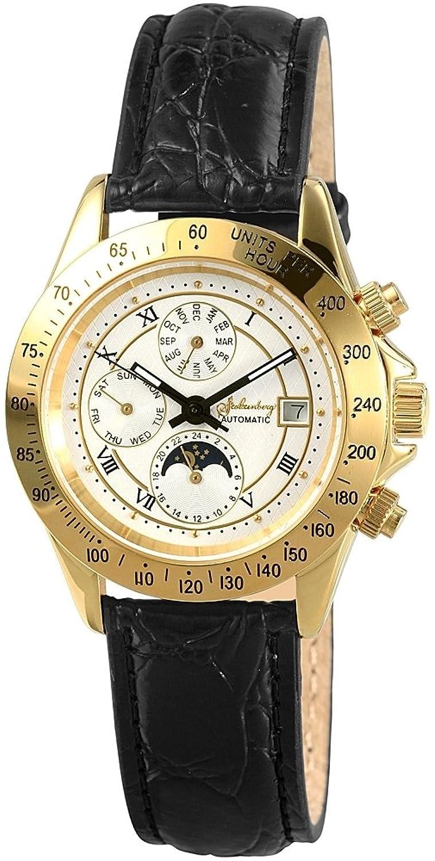 Stolzenberg Herren-Armbanduhr Analog Automatik ST02500290007