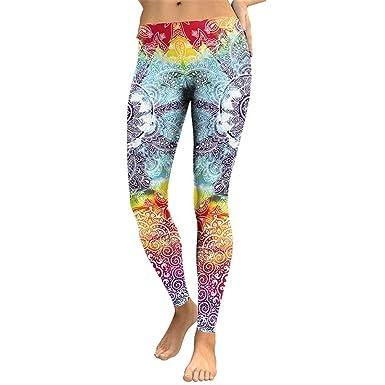 Kfsasa Femmes Leggings Fleur 3D Imprimé Leggins de Fitness Slim Taille  Haute Élastique Pantalon Pantalon Legins  Amazon.fr  Vêtements et  accessoires 007d277f5ec