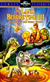 Land Before Time III Time of the Great Giving [Import]