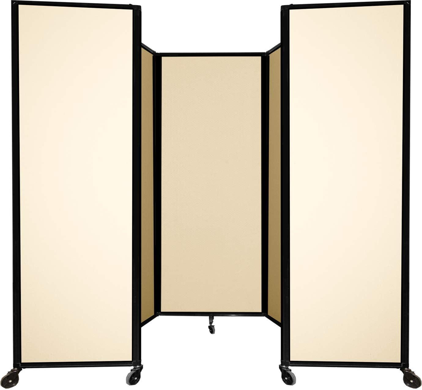 Versafe - Separador de habitación (360 °), diseño de acordeón ...