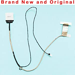 ShineBear LCD Screen Cable for ACER Aspire E5-722 E5-772G E5-773 E5-773G WISTRON Brook HD LVDS CCD Cable 450.04X01.0012 - (Cable Length: Other)