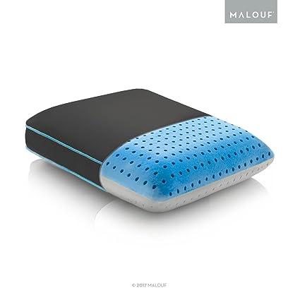z carboncool Plus omniphase material de cambio de fase memoria espuma almohada – regulación de la