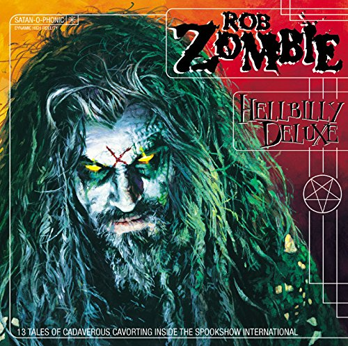 Hellbilly Deluxe [Explicit] (Best Of White Zombie)