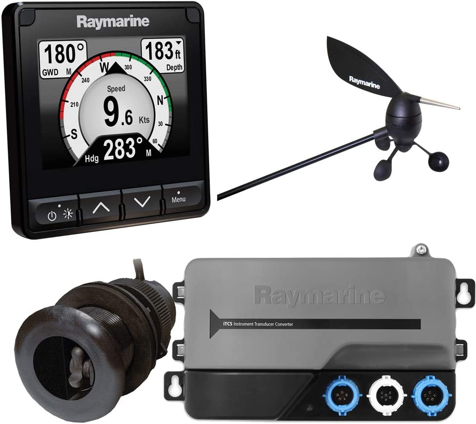 Raymarine t70216 i70 Log Lot, Wind de Pantalla Sistema: Amazon.es: Electrónica