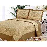 Regency Embroidery Quilt Sets, King