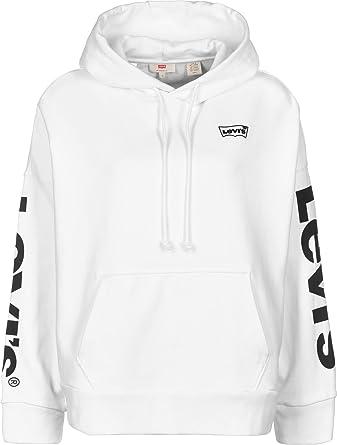 am besten authentisch 091f2 6a6d5 Levi's® Damen Sweatshirt Graphic Oversized Hoodie