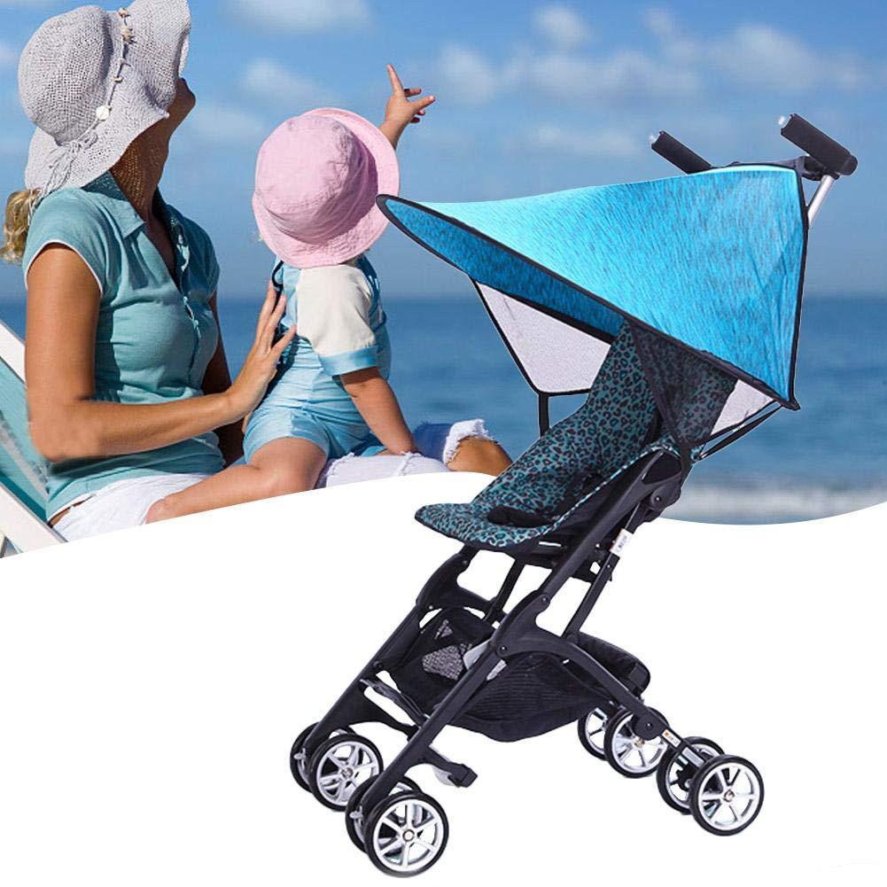 Precauti Carro de bebé Toldos Sombrilla para cochecito de bebé Tipo ...