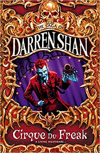 Cirque Du Freak (The Saga of Darren Shan, Book 1): Amazon.es: Darren Shan: Libros en idiomas extranjeros