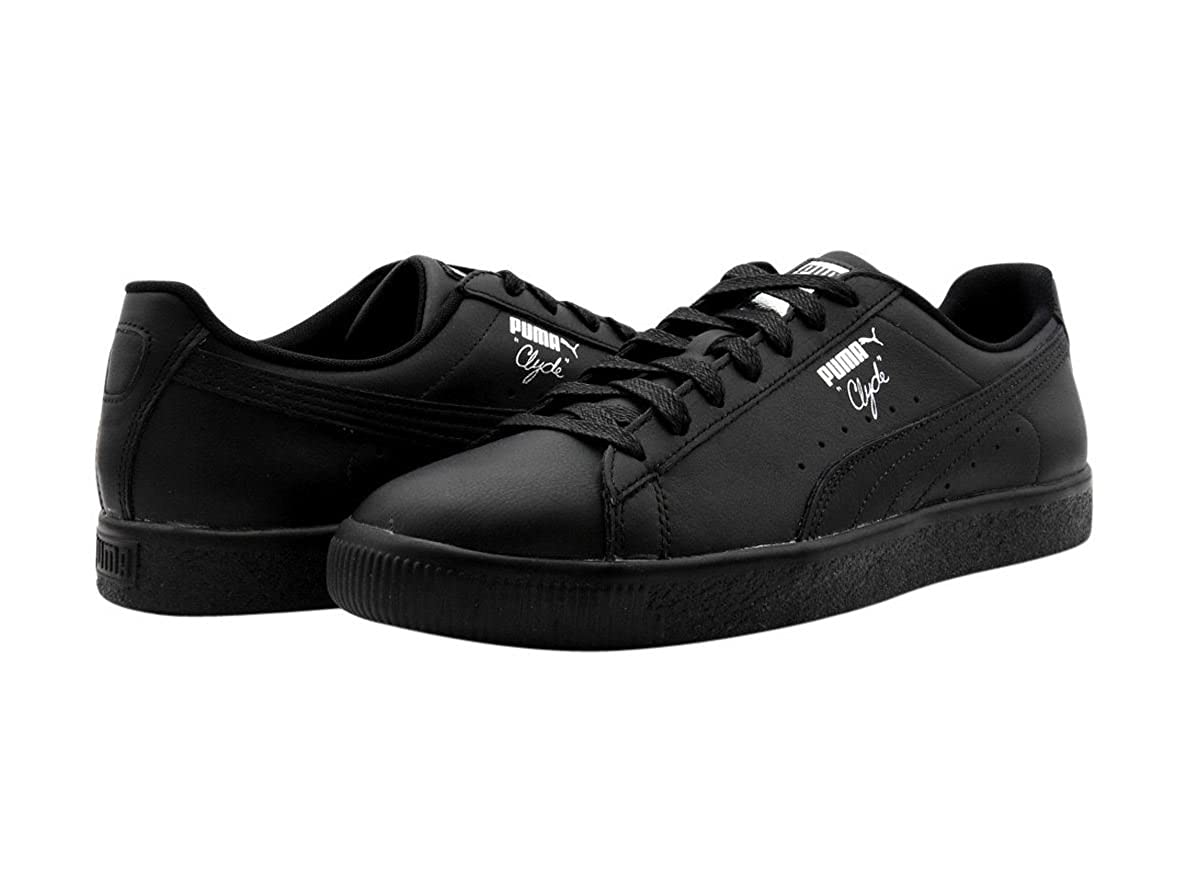 premium selection ae968 4579b PUMA Men's Clyde Core Foil Fashion Sneakers