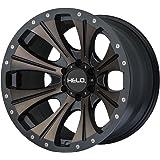 """Helo HE901 20x9 6x135-12mm Black/Dark Tint Wheel Rim 20"""" Inch"""