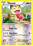 Pokemon - Meowth (67/108) - XY Roaring Skies - Reverse Holo