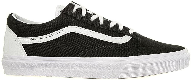 06e083f159 VANS - U Old Skool College Black - UK 8.5  Amazon.co.uk  Shoes   Bags
