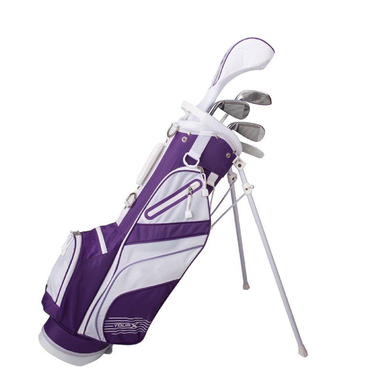 商人のゴルフ23530ゴルフクラブCompleteセット、パープル B07CZXF8MR B07CZXF8MR, 木曜日は2分ゴハン:1c2c47cd --- cooleycoastrun.com