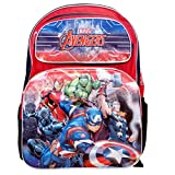 "Best AVENGERS Book Bags - MARVEL Avengers 3D Pop Up 16"" Large Backpack Review"