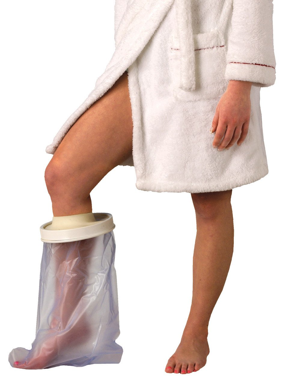 Adult Short Leg Cast Protector by Mobility Smart