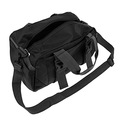 08b664bca1 Baosity 16x8x8inch Women Men Sports Gym Duffel Bag Dance Yoga Travel  Shoulder Pack with Two Side