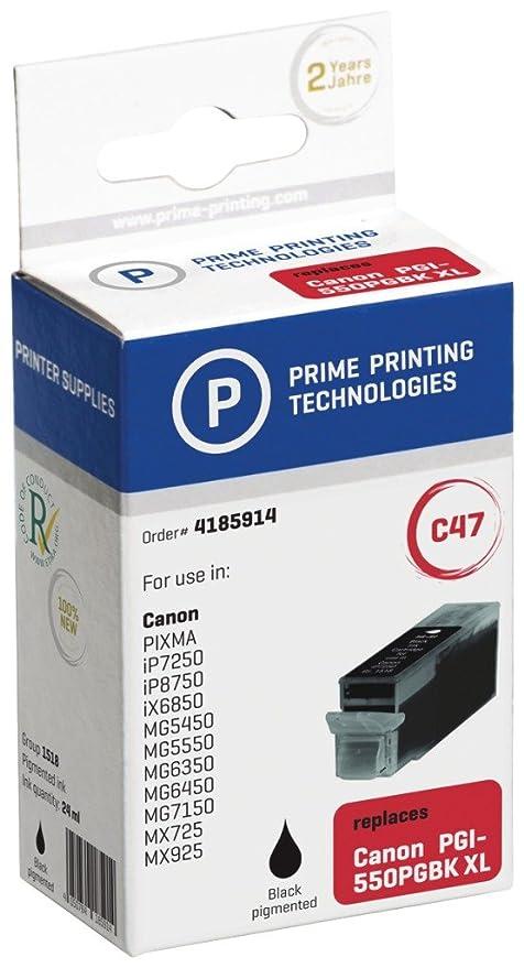Prime Printing Technologies 4185914 cartucho de tinta 24 ml ...