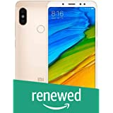 Renewed  Redmi Note 5  Gold, 64  GB   4  GB RAM
