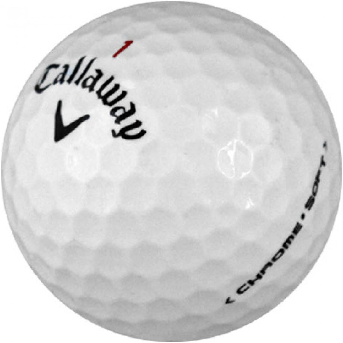 Callaway Chrome Soft - Premium Mint Quality - 48 Golf Balls