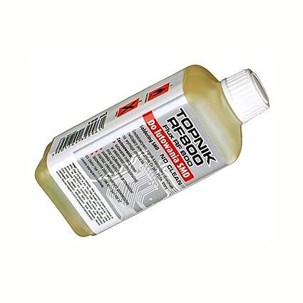 flussante líquido 100 ml para SMD PCB para soldar soldadura de estaño topnik