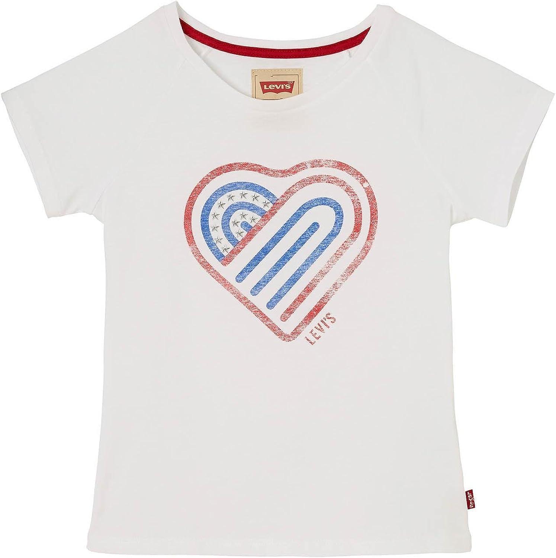 Camiseta Levis SAMM Blanca 2A Blanco: Amazon.es: Ropa y accesorios