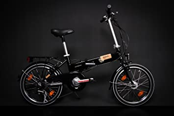20 pulgadas bicicleta eléctrica bicicleta E-Bike eléctrico (aluminio