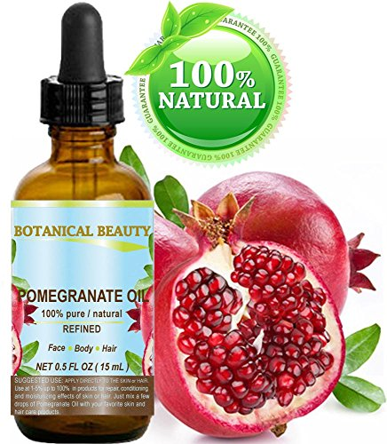 POMEGRANATE Oil. 100% Pure / Natural / Undiluted/ REFINED Co