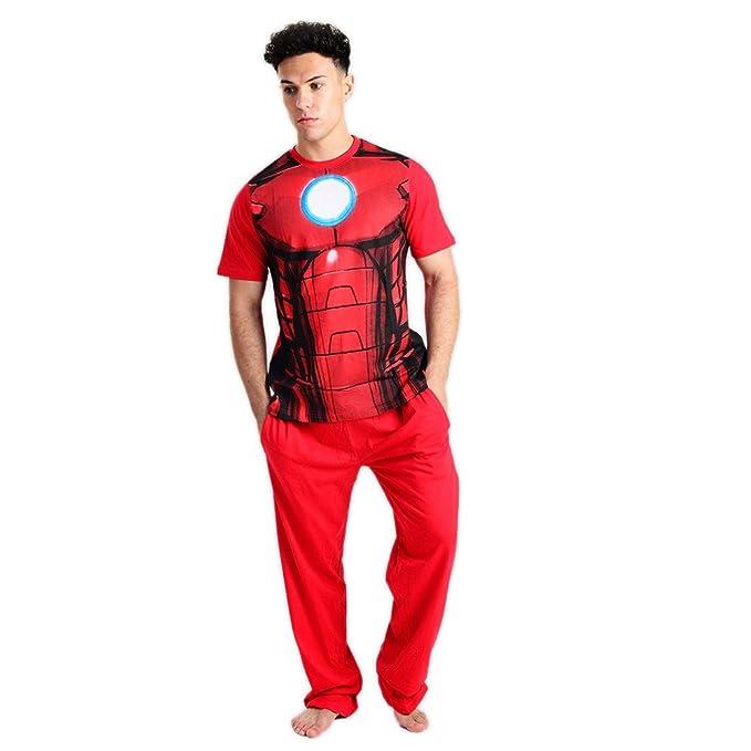 adam & eesa - Calcetines hasta la Rodilla - para Mujer Rojo Iron Man Medium: Amazon.es: Ropa y accesorios